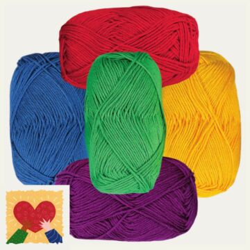 "250g Sparpaket ""Cotton Fun I"""