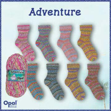 "800g Sparpaket ""Opal 4f. Adventure"""