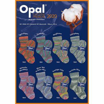 """800g Sparpaket """"Opal Cotton Premium 2020"""""""