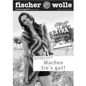 """Anleitungsheft """"Sommer 2011"""""""