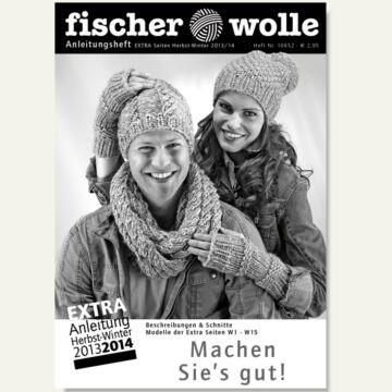 """Anleitungsheft """"Herbst / Winter 2013/2014"""""""