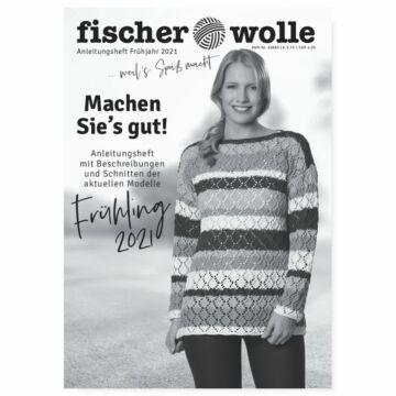 "Anleitungsheft ""Frühjahr 2021"""