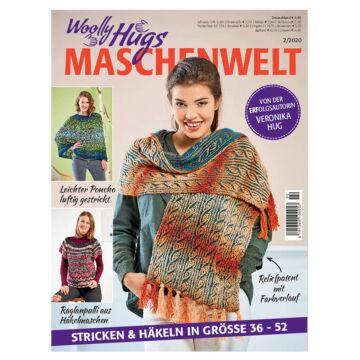 "Heft ""Woolly Hugs - Maschenwelt 02/2020"""