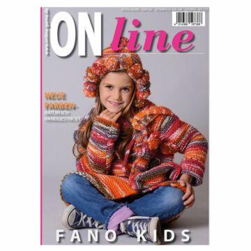 """Heft """"ONline - Fano Kids 2020"""""""