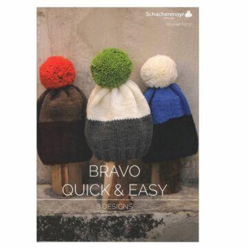 """Booklet No.10 """"Bravo Quick & Easy"""""""
