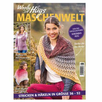 "Heft ""Woolly Hugs - Maschenwelt 06/2020"""