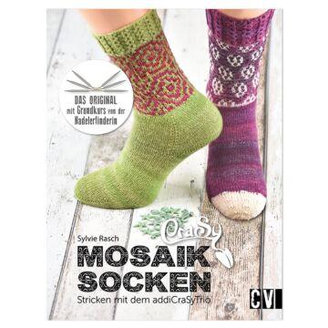 """Buch """"Mosaik Socken"""""""