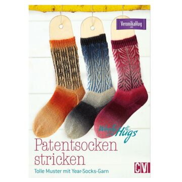 "Buch ""Patentsocken stricken"""