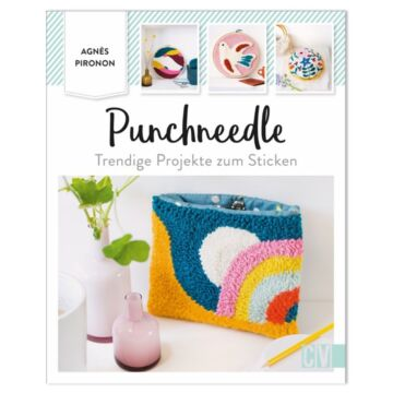 """Buch """"Punchneedle"""""""