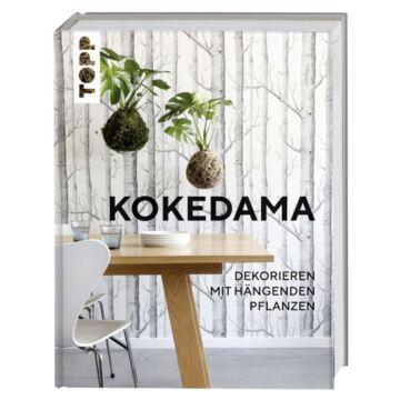 "Buch ""Kokedama"""