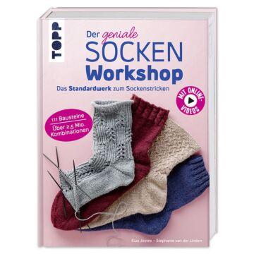 """Buch """"Der geniale Sockenworkshop"""""""