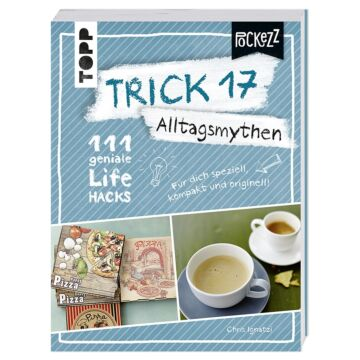 "Buch ""Trick 17 Pockezz Alltagsmythen"""