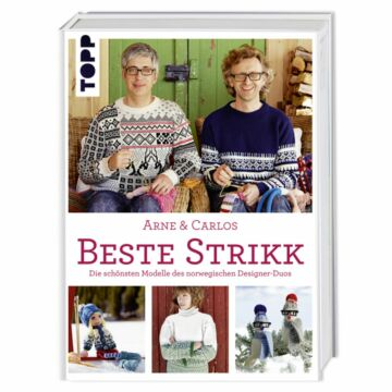 "Buch ""Beste Strikk"""