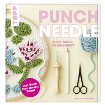 "Buch ""Punch Needle"""