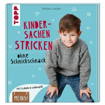 """Buch """"Kindersachen stricken ohne Schnickschnack"""""""