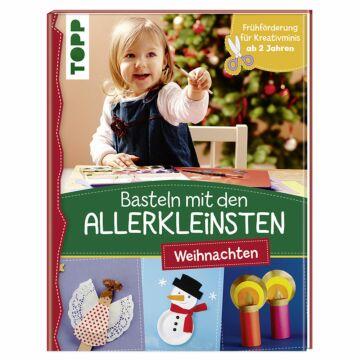 """Buch """"Basteln mit den Allerkleinsten - Weihnachten"""""""