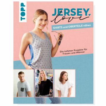 """Buch """"Jersey Love - Shirts und Oberteile nähen"""""""