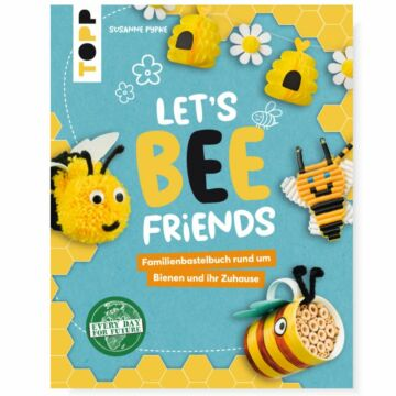 "Buch ""Let's Bee Friends"""