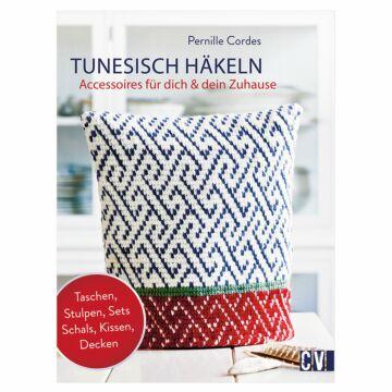 """Buch """"Tunesisch häkeln - Accessoires für dich & dein Zuhause"""""""