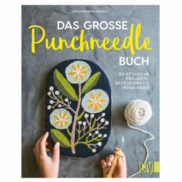 Das große Punchneedle Buch