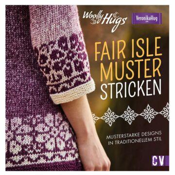 """Buch """"Fair-Isle-Muster stricken"""""""