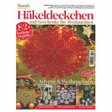 """Heft """"Häkeldeckchen & Geschenke für Weihnachten"""""""