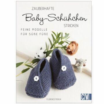 """Buch """"Zauberhafte Baby-Schühchen stricken"""""""