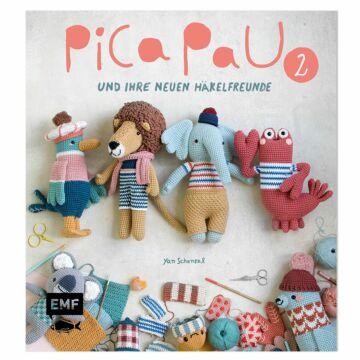 """Buch """"Pica Pau und Ihre neuen Häkelfreunde"""""""