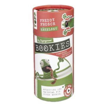 """Häkelset Bookies """"Freddy Frosch"""""""