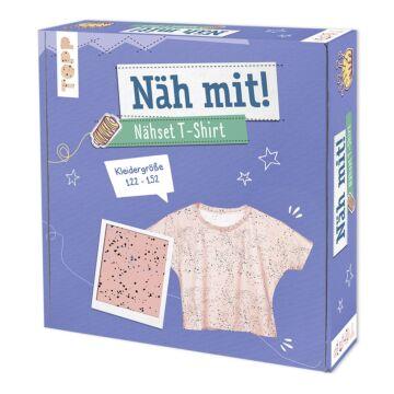 """Set """"Näh mit! T-Shirt"""""""