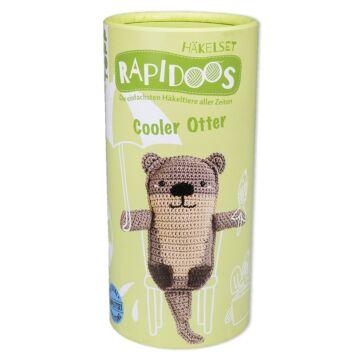 """Häkelset """"Rapidoos Otter"""""""