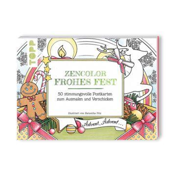 "Buch ""Zencolor - Frohes Fest"""
