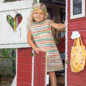 "Kinderkleid ""Happy Kiddy"" 760055"