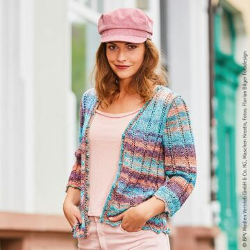 "Damenjacke ""Tropical"" 760172"