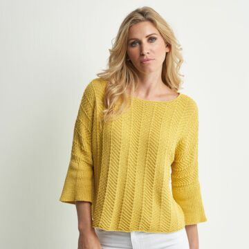 "Damenpullover ""Organic Cotton"" 760194"