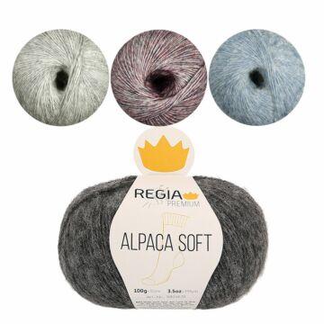 """Regia Premium """"Alpaca Soft"""""""