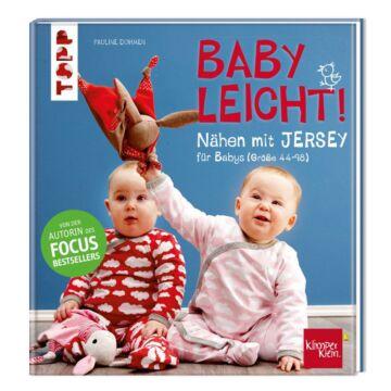 """Buch """"Nähen mit JERSEY - babyleicht!"""""""