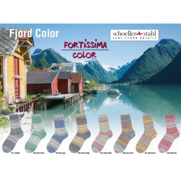 "Fortissima 4f. ""Fjord"""
