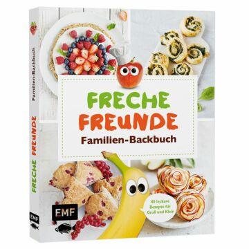 """Buch """"Freche Freunde - Familienbackbuch"""""""
