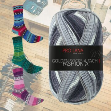 """Golden Socks """"Fashion A"""""""