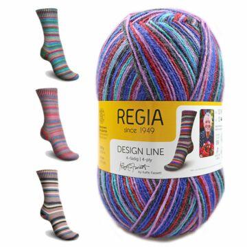 "Regia 4f. ""Design Line by Kaffe Fassett"""