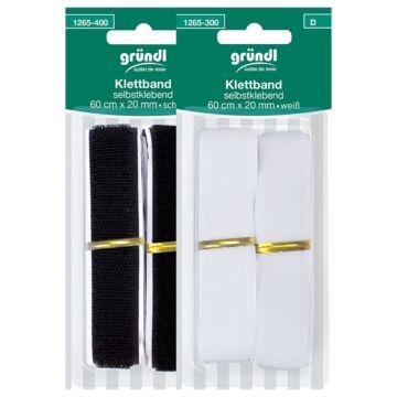 Klettband (selbstklebend)