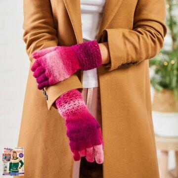 """Fingerhandschuhe """"Year Socks"""" LK4166"""