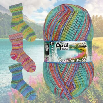 "Opal 4f. ""Beautiful World"""