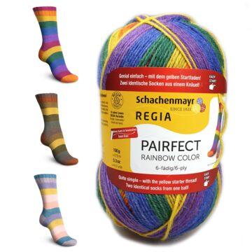 """Regia Pairfect 6f. """"Rainbow Color"""""""