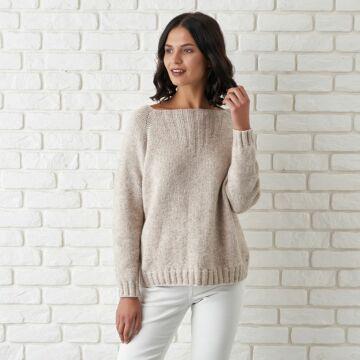 "Damenpullover ""Wool 4 future"" SM2248"