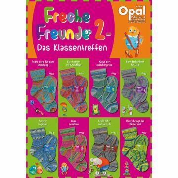 """800g Sparpaket """"Opal Freche Freunde 2 - Das Klassentreffen"""""""