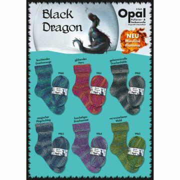 """600g Sparpaket """"Opal Black Dragon"""""""