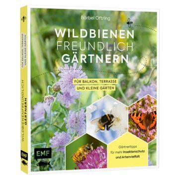 """Buch """"Wildbienenfreundlich Gärtnern"""""""