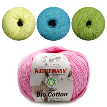 Bio Cotton Uni & Color